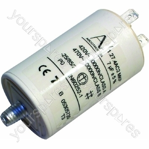 Indesit Tumble Dryer Capacitor Kit