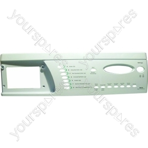 Indesit Console panel