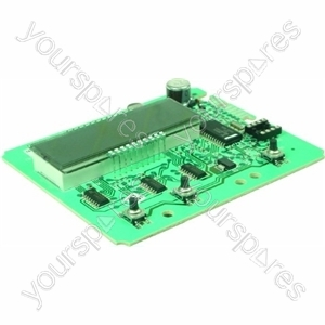 Indesit Display Card PCB (Printed Circuit Board)