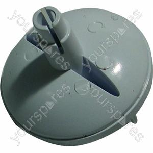 Hotpoint White Tumble Dryer Timer Knob