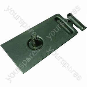 Indesit Heater Bracket