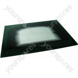 M/oven Door Glass