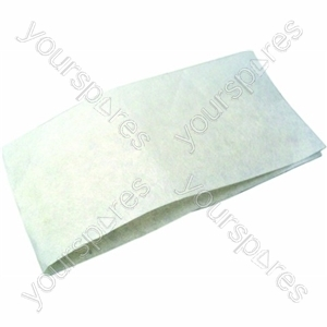 Indesit Cooker Hood Paper Grease Filter