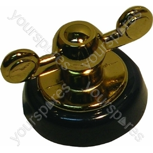 Indesit Blue Cooker Knob Assembly