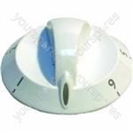 Creda ETW51 White Hotplate Control Knob