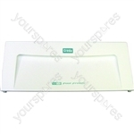 Indesit White 'Fast Freeze' Door Flap