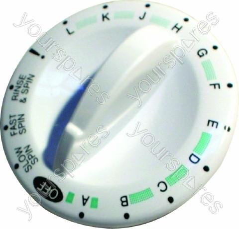 washing machine timer knob