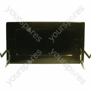 Indesit Cooker Solid Panel + Hinges