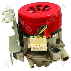 Whirlpool Dishwasher Spray Pump and Motor