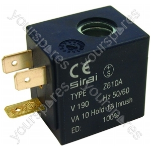 Hot Gas Valve - Solenoid