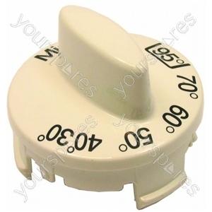 Whirlpool Temperature Control Knob