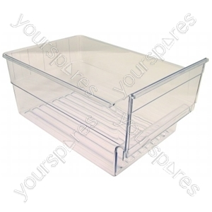 Whirlpool Clear Fridge Salad Drawer