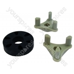 Whirlpool Washing Machine Drive Coupling Kit