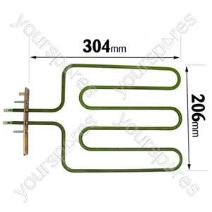 Whirlpool Grill Element