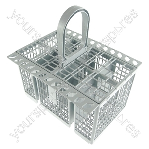 Indesit Grey Hotpoint Dishwasher Cutlery Basket