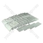 Bosch Neff Siemens GXXL / GXL Synthetic Dust Bag (Pack Of 20)