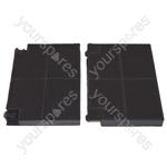 Electrolux EFG514G Faber EFF70 Carbon Charcoal Cooker Hood Filter