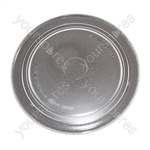 Universal Microwave Glass Turntable 272mm Flat