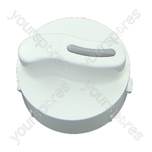 Electrolux White Dishwasher Timer Knob