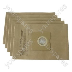 Beaumark Vacuum Cleaner Paper Dust Bags
