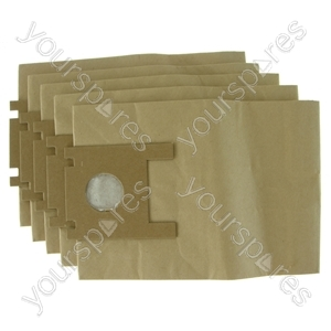 Rowenta Tonixo HD4601 Vacuum Cleaner Paper Dust Bags