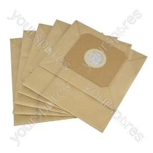 Schneider SCVC1500 Vacuum Cleaner Paper Dust Bags