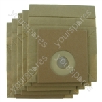 Asda Pv900 Vacuum Cleaner Paper Dust Bags