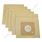 Schneider SCVC1200 Vacuum Cleaner Paper Dust Bags