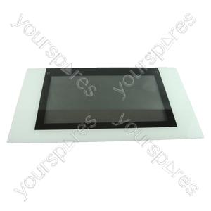 Top Door Glass Bu72p