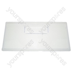Drawer Front Cristal 430x197 Transparent
