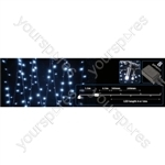 (EU version) 180 LEDs outdoor string light with control - Blue