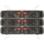 PLX-SERIES POWER AMPLIFIERS