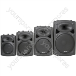 QR SERIES PASSIVE MOULDED PA SPEAKER BOXES