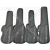 Solid foam guitar case - western